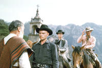 The Magnificent Seven Steve McQueen and Yul Brynner