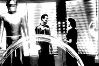 Klaatu, Helen and Bobby in 'The Day the Earth Stood Still'