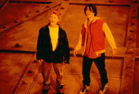 Bill & Ted's Bogus Journey Keanu Reeves