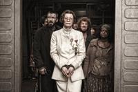 Tilda Swinton in 'Snowpiercer'