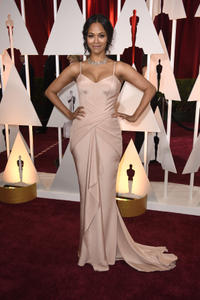 2015 Oscars Red Carpet
