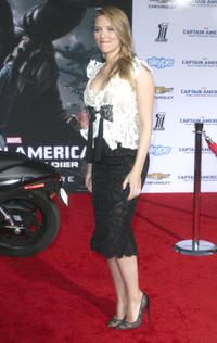 'Captain America: The Winter Soldier' World Premiere