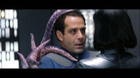Laliari and Fred in 'Galaxy Quest'