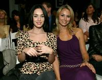 Megan Fox and Stacy Keibler