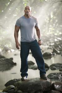 Dwayne Johnson in JOURNEY 2: THE MYSTERIOUS ISLAND