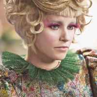 Effie Trinket in The Hunger Games