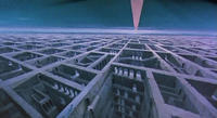 Crazy Mazes in Movies