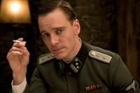 Michael Fassbender in 'Inglourious Basterds'