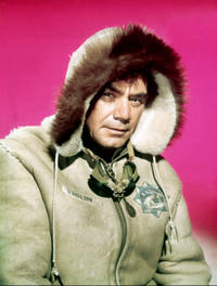 Boris Vaslov in 'Ice Station Zebra'