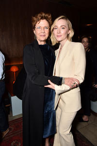 Annette Bening and Saoirse Ronan