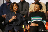 Alfre Woodard and Chinonye Chukwu