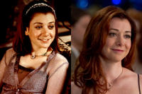 Alyson Hannigan as Michelle Flaherty
