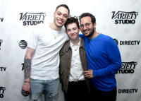 Pete Davidson, Griffin Gluck and Jason Orley