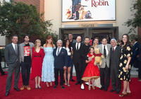 Producers, cast and crew