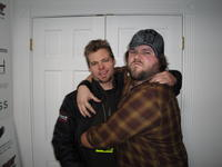 Director Eli Craig and co-star Tyler Labine