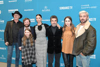 James Hetfield, Haley Joel Osment, Morgan Pyle, Angela Sarafyan, Joe Berlinger, Lily Collins and Zac Efron