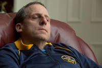 John Du Pont in 'Foxcatcher' (2014)
