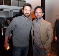 Gerard Butler and Walton Goggins
