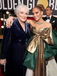 Glenn Close and Jennifer Lopez
