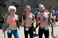 Comic-Con 2015: The Hottest Cosplayers