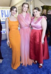 Alison Brie, Betty Gilpin and Beanie Feldstein
