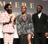 Donald Glover, Beyonce Knowles-Carter and Chiwetel Ejiofor
