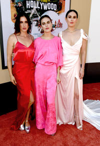 Scout Larue Willis, Tallulah Belle Willis and Rumer Willis