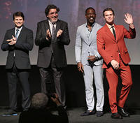 Jason Ritter, Alfred Molina, Sterling K. Brown and Jonathan Groff