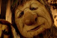Forest Whitaker in Where the Wild Things Are