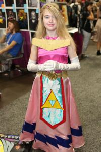 Comic-Con 2013: Costumes - Creepy, Kooky and...Cute Kids