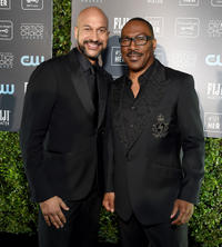 Keegan-Michael Key and Eddie Murphy