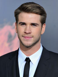 The Hunger Games Liam Hemsworth