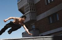 Parkour in Film