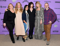 Christine O'Malley, Caitrin Rogers, Lana Wilson, Taylor Swift and Morgan Neville