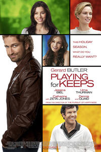 Playing for Keeps - Behind the Scenes