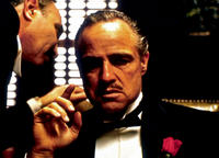Marlon Brando As Vito Corleone in 'The Godfather'
