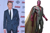 Paul Bettany (Vision)