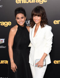 On the 'Entourage' Red Carpet