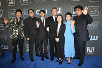 Song Kang-Ho, Lee Jung Eun, Han Jin Won, Yang Jinmo, Lee Ha-Jun, Kwak Sin Ae and Bong Joon-ho
