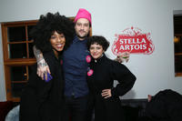 Jessica WIlliams, Blase Spesak and Alia Shawkat
