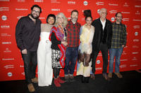 Brett Haley, Kiersey Clemons, Nick Offerman, Sasha Lane, Ted Danson and Marc Basch
