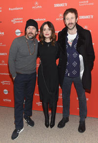 Ethan Hawke, Rose Byrne and Chris O'Dowd