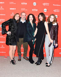 Molly Shannon, Paul Giamatti, Tamara Jenkins, Kathryn Hahn and Kayli Carter