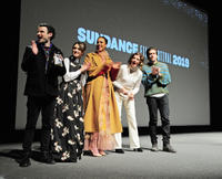 Tom Sturridge, Natalia Dyer, Zawe Ashton, Rene Russo and Jake Gyllenhaal