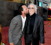 Walton Goggins and Bruce Dern