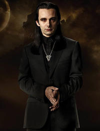 Aro (Michael Sheen)