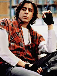 8. Judd Nelson's unseen father in