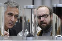 David Strathairn and Paul Giamatti in