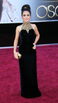 2013 Oscars Red Carpet