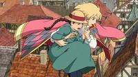 10. Howl's Moving Castle